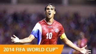 World Cup Team Profile: COSTA RICA