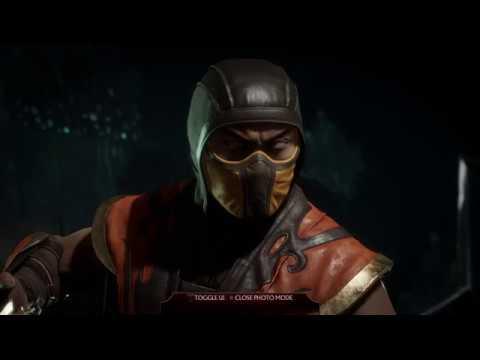 Mortal Kombat 11 Scorpion Crispy Brutality Tutorial Youtube