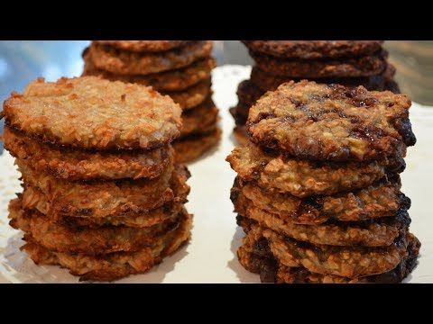 4 Ingredient Cookies: 4 EASY Recipes!