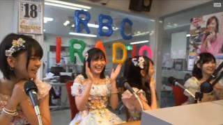 スポーツフォーカル  RBCiラジオ AKB48出演部分