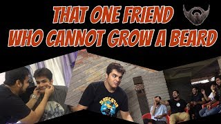 That one Friend who cannot grow a Beard | Ashish Chanchlani thumbnail