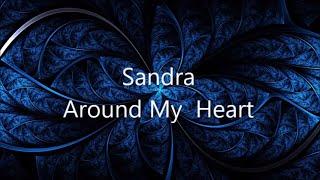 Sandra Around My Heart Razormaid Re Edit Remastered