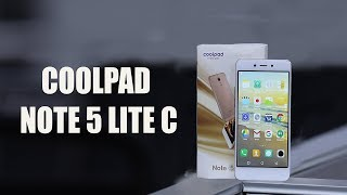 COOLPAD Note 5 Lite C Smartphone | TechTak
