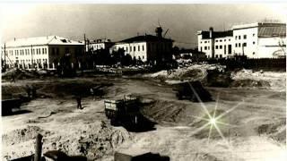 Курган в советское время 60- 80 года