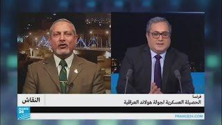 مشادة كلامية حول شرعية الحشد الشعبي العراقي ودوره في المعارك