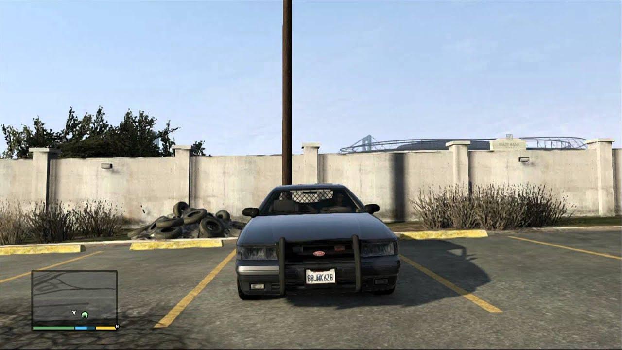 Unmarked police car gta 5 - Unmarked Police Car Gta 5 13