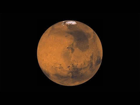 -محيطات المريخ-.. فارق عمره 300 مليون سنة