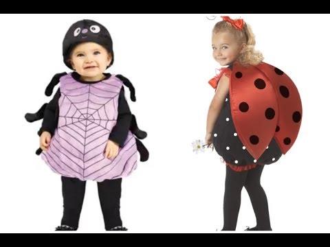 Los mejores Disfraces de insectos para niños