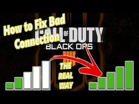 How to STOP lag Call of Duty Black Ops 4 (PC, Xbox, PS4) Fix High Ping, NAT Issues, Faster DNS +more