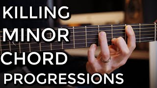 15 Killing Minor Chord Progressions ... perfect for songwriting