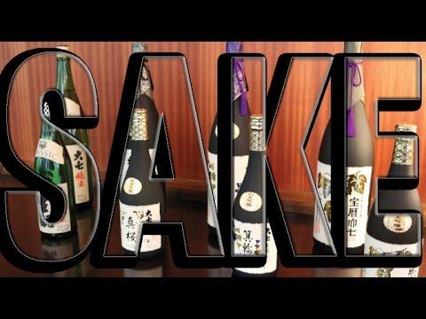 Got Faded Japan ep 290. Japanese Sake tasting and schooling!
