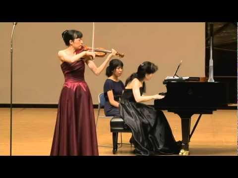 No.9 Rachmaninoff : Vocalise Op.34, No.14 - Mitsuko Ito Violin Recital