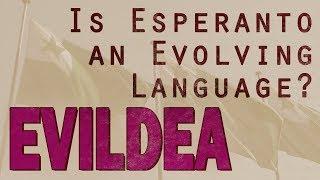 Is Esperanto an Evolving Language?