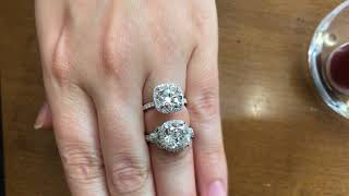 Lab vs. Natural: Look at a Lab Diamond Side by Side with a Natural Diamond