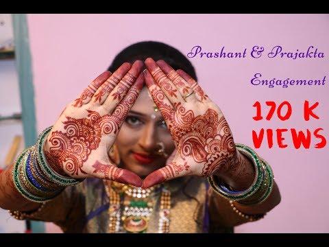 Prashant & Prajakta's Engagement