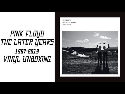 Download PINK FLOYD - THE LATER YEARS 1987-2019 - VINYL UNBOXING Mp4 baru