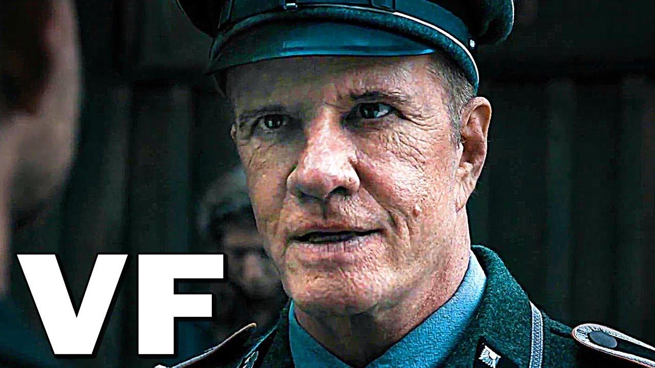 SOBIBOR Bande Annonce VF (2018) Christopher Lambert, Drame, Guerre