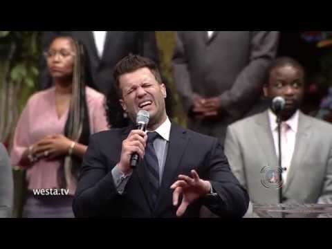 Wess Morgan at West Angeles COGIC HD!