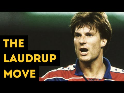 THE LAUDRUP MOVE | Signature Moves
