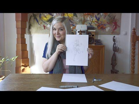 Comics zeichnen mit Helene List