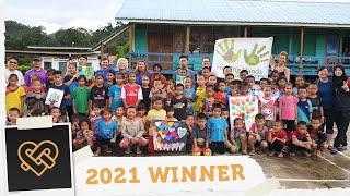 Empowering the Penan community | Golden Hearts Award 2021