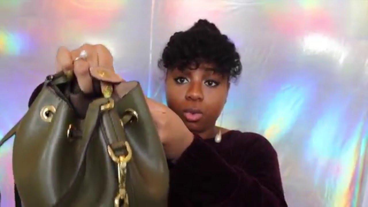 8a70ea101a Michael Kors Greenwich Bucket Bag Review
