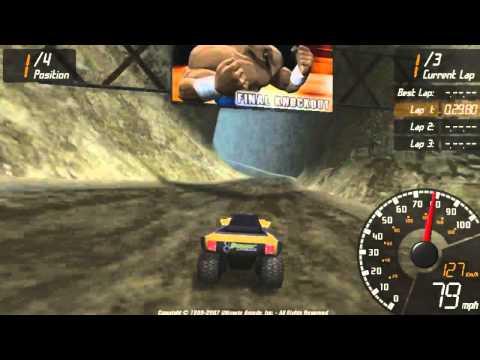 машинки внедорожники гонки по грязи 1 игра онлайн