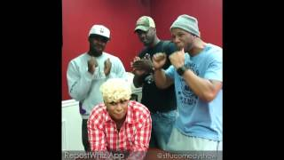 Monroe Sweets Gang Banged By The Stfu Crew On Be100 Radio