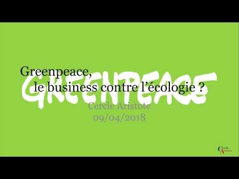 Thibault Kerlirzin : Greenpeace le business contre l'écologie ?