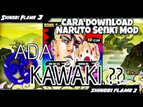 download naruto senki over crazy mod by ricky