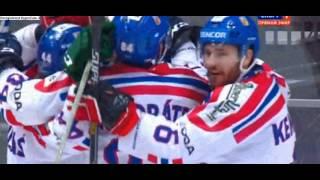 Россия 2:4 Чехия   Кубок первого канала   20.12.15