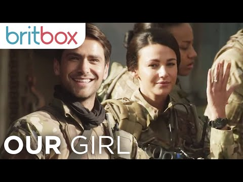 Download Georgie Accepts Elvis' Marriage Proposal | Our Girl