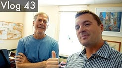 Vlog 43 - Interviewing Bob Prechter of Elliott Wave International