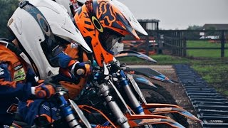 MOTOCROSS KIDS | A Day at the Farm