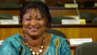 Morte et ressuscitée après 24 heures - Gifty Klenam, élue au parlement du Ghana - - Macy Domin...