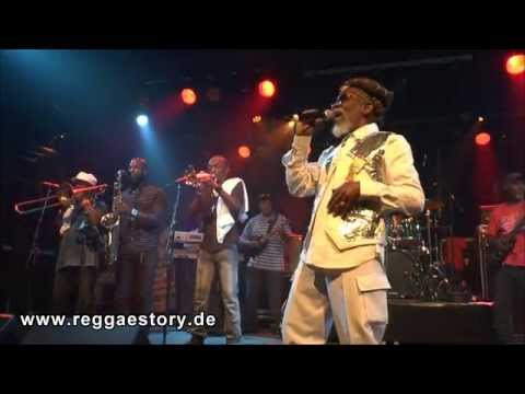 Bunny Wailer - 3/12 - Love Fire + Ballroom Floor - 20.08 - YAAM Berlin