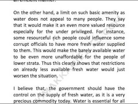sudans fresh water supply essay World population awareness is a non-profit web publication seeking to inform people about overpopulation a finite supply of fresh water and the risk of a.