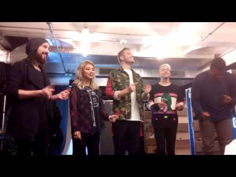 Pentatonix Private Performance 14.6.16 In Zurich - Take Me Home