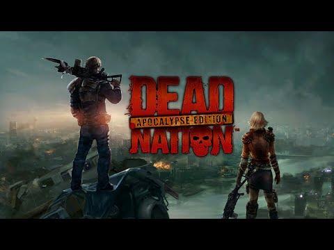 DEAD NATION [Juegazo de Zombies] Road to Record Español 🍗