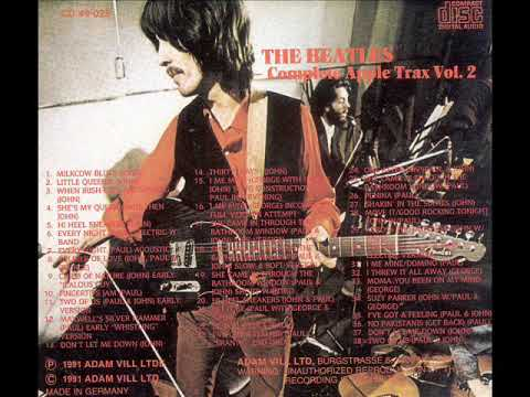Every Night Take 1 By Paul / The Beatles – Complete Apple Trax Vol. 2