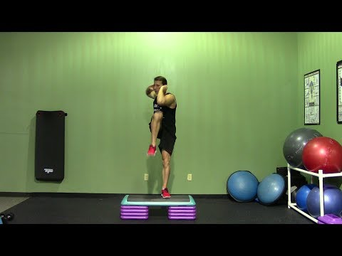 Fat Melting Weight Loss Workout in the Gym – HASfit Exercises to Lose Weight