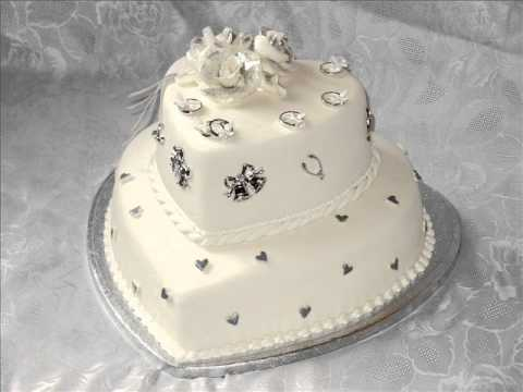 Cheap Wedding Cakes Idea   YouTube Cheap Wedding Cakes Idea