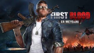 First Blood Er Meydanı | Tarayıcı FPS Oyunu