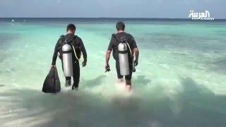 تعرف على شعب المرجان عن قرب في جزر المالديف