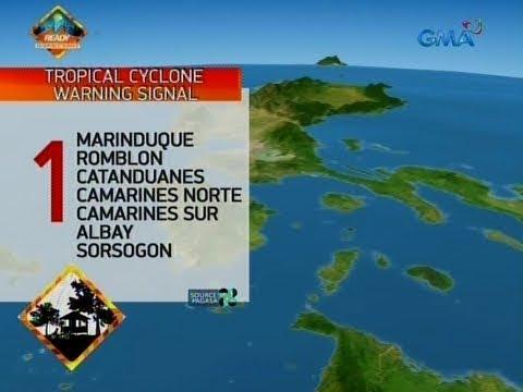 Saksi: Bagyong Usman, inaasahang mag-landfall sa Eastern Samar ngayong gabi o bukas ng madaling araw