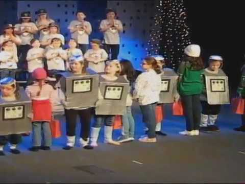 Finding Christmas - Children's Musical (Part 1)
