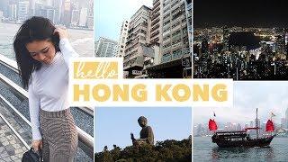HELLO HONG KONG 🇭🇰 Travel Vlog