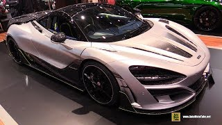 2018 McLaren 720S Mansory First Edition - Exterior and Interior Walkaround - 2018 Geneva Motor Show