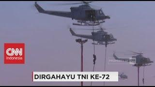 Download lagu Teknik TNI Menyusup dan Melumpuhkan Musuh - HUT TNI ke-72