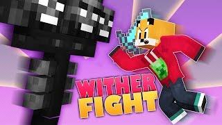 Minecraft Survival | WITHER BATTLE - PART 1 | Foxy's Survival World [122]